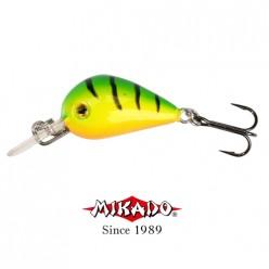 Vobler Mikado Duende 2.5cm / 70 Plutitor