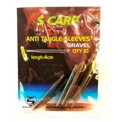 S-carp Conuri Anti Tangle Sleeves 4cm Siweida