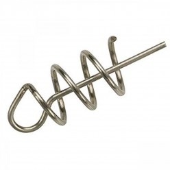 Spiral Owner Centering Pin Spring 5124 Nickel